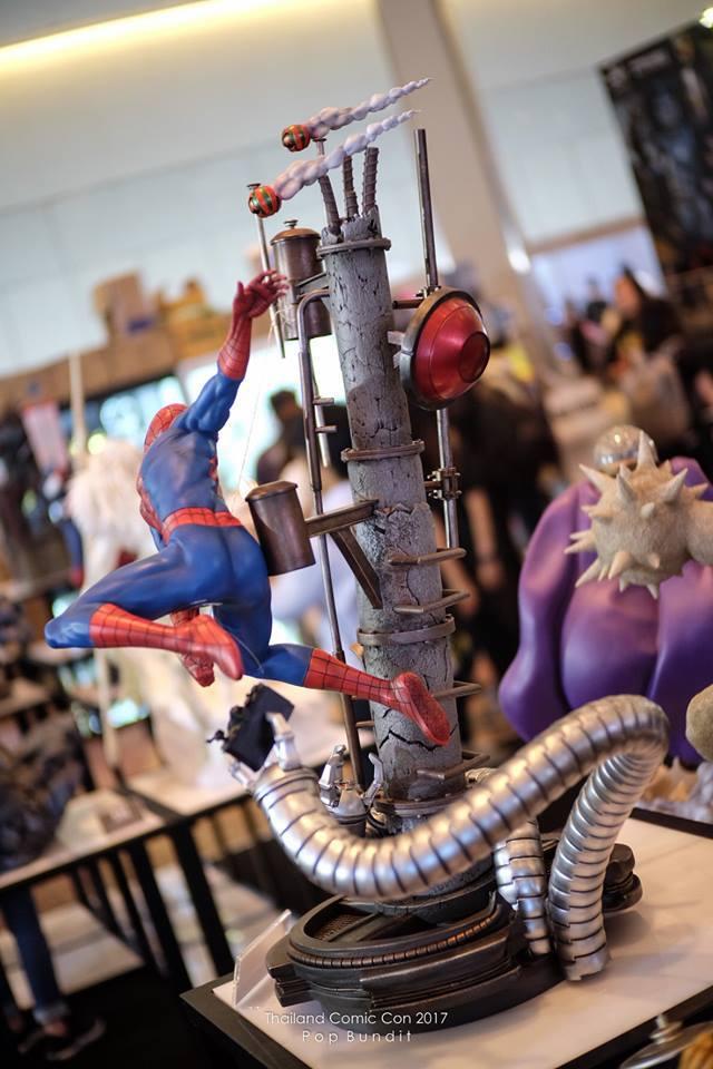 Premium Collectibles : Spiderman** 14mmugx
