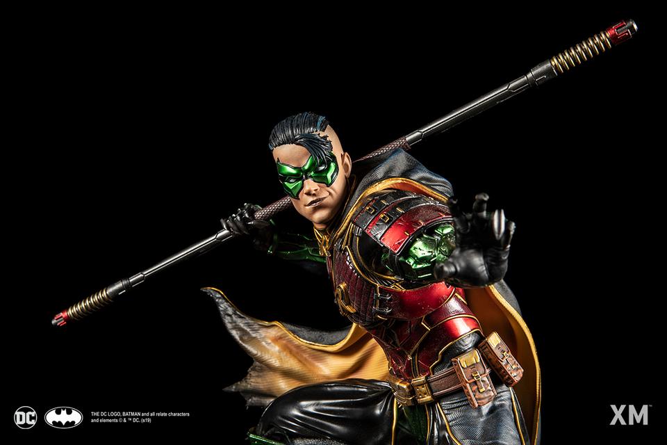 Samurai Series : Robin 14mpjim