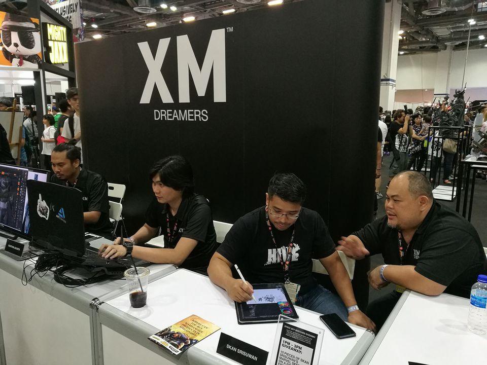 XM Studios: Coverage STGCC 2018 - September 08-09 14noib6