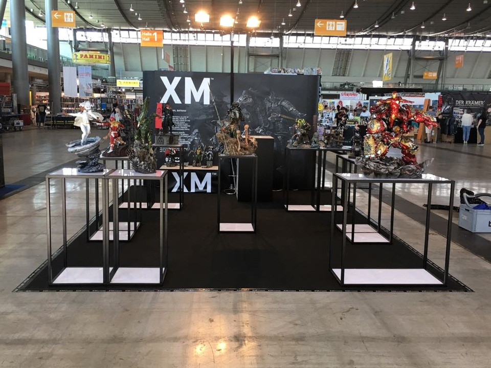 XM Studios: Comic Con Germany Stuttgart 2018  14t6ska