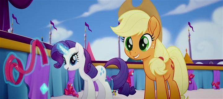 My Little Pony Filmi Ekran Görüntüsü 2