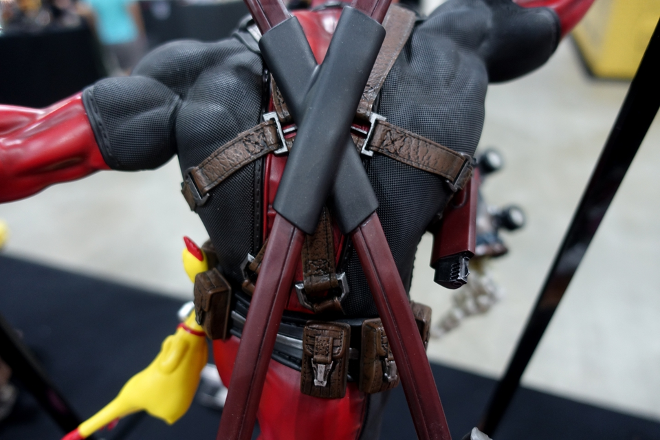 Premium Collectibles : DeadPool ** 14x3kkr