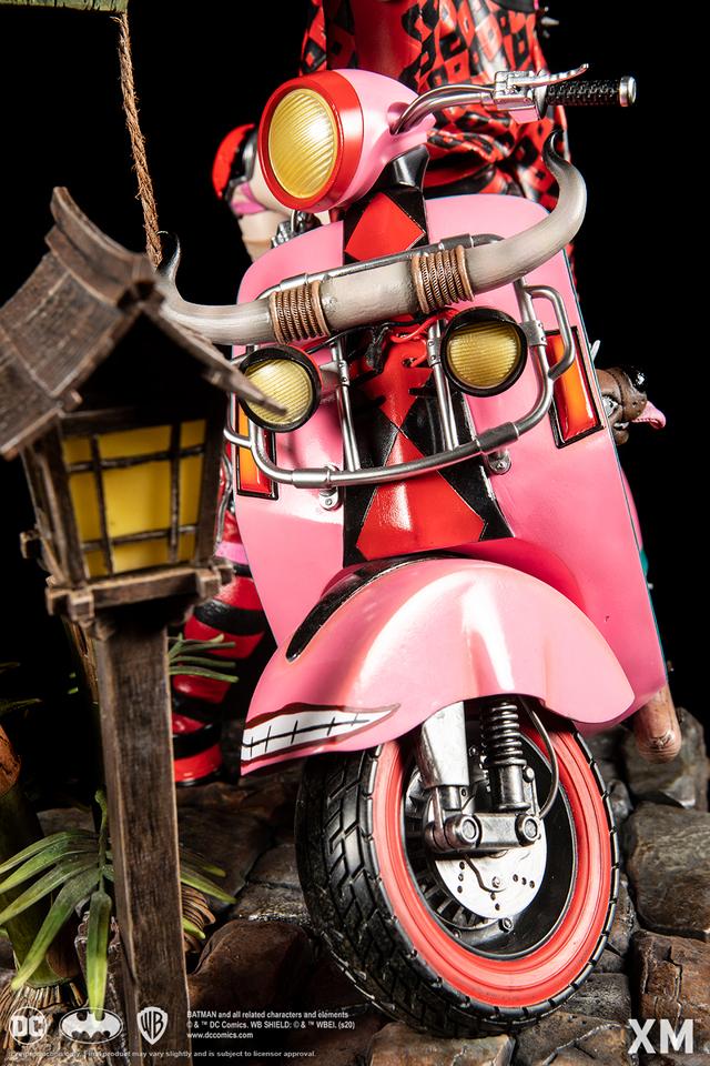 Premium collectibles : Harley Quinn** 14zhksd