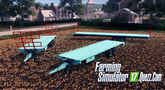 remorques farming simulator 17. Black Bedroom Furniture Sets. Home Design Ideas