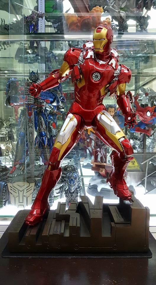 Premium Collectibles : Iron man MK VII - Page 5 15073549_123218448017ckorx