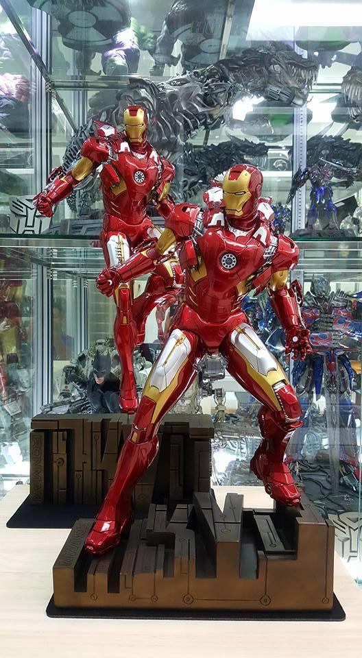 Premium Collectibles : Iron man MK VII - Page 5 15085536_12321845768383o05