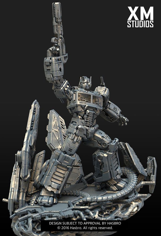 Premium Collectibles : Transformers - Optimus Prime (G1) 15138337_177761453912uiyaz