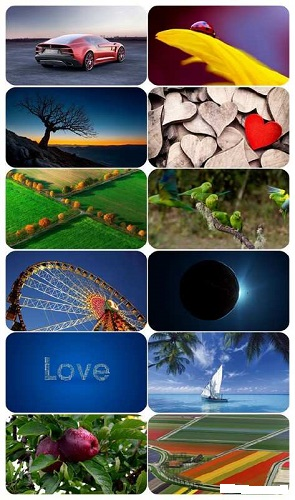 download Beautiful Mixed Wallpapers Pack 627