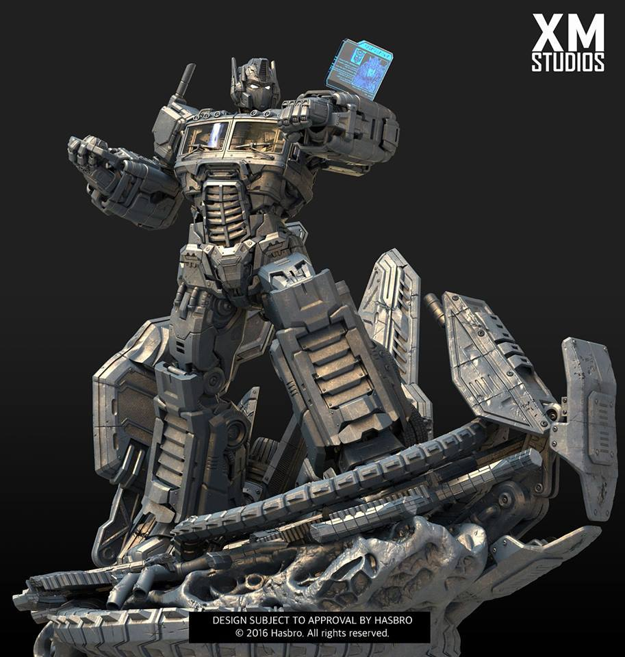 Premium Collectibles : Transformers - Optimus Prime (G1) 15171140_1777614389129ka87