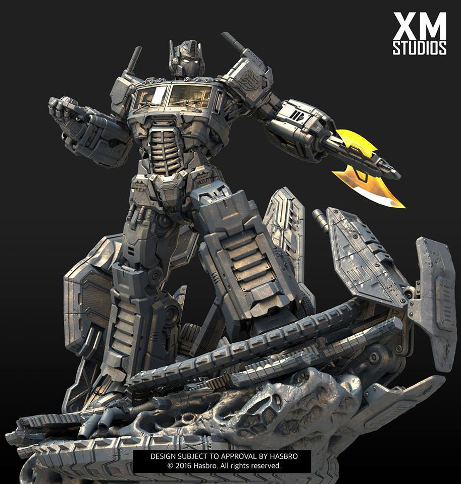 Premium Collectibles : Transformers - Optimus Prime (G1) 15171227_17776144291231avj