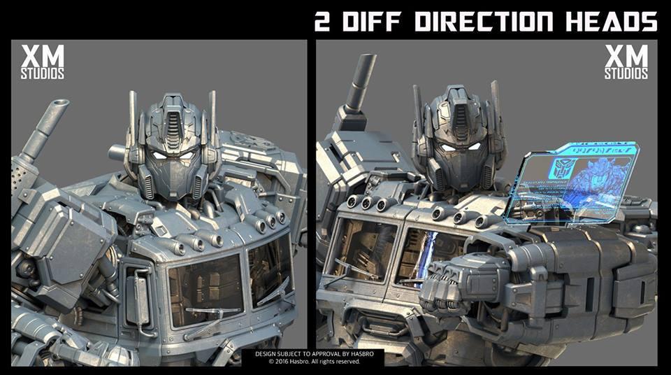 Premium Collectibles : Transformers - Optimus Prime (G1) 15171294_177761458245o0zgl