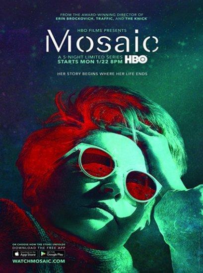 Mosaic 1.Sezon Tüm Bölümler Türkçe Dublaj indir