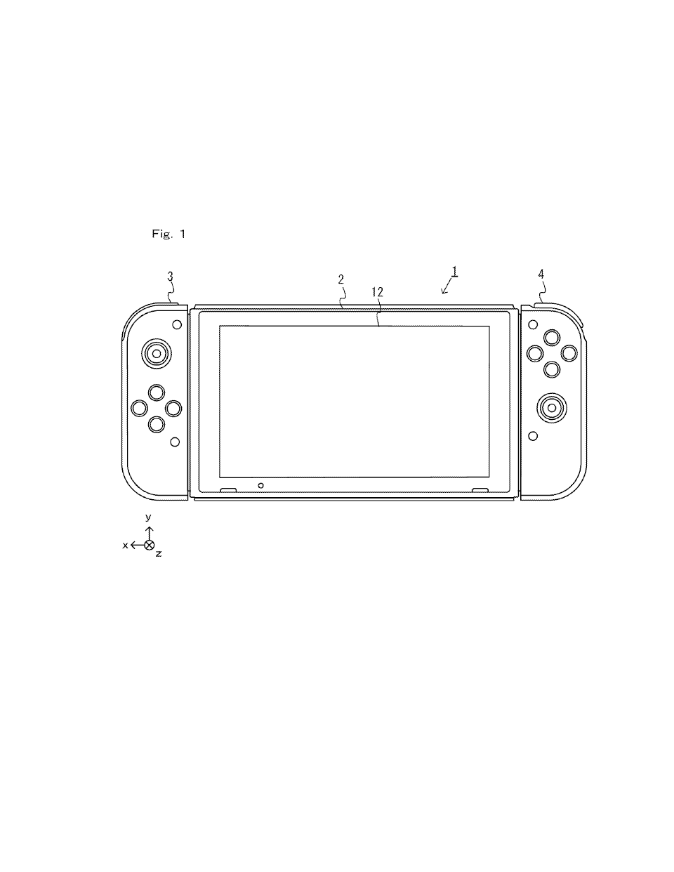 Nintendo Files A Mother Load Of Switch Patents Controller