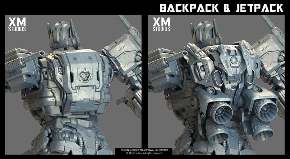 Premium Collectibles : Transformers - Optimus Prime (G1) 15179125_17776145657912bw1