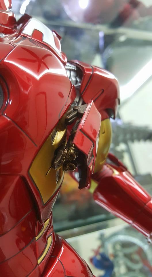 Premium Collectibles : Iron man MK VII - Page 5 15179155_123218393017jeqaz