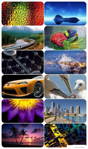 Beautiful Mixed Wallpapers Pack 676