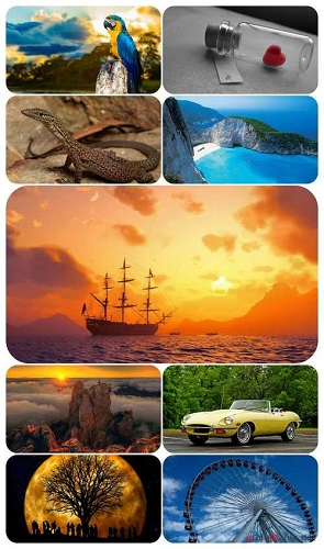 download Beautiful.Mixed.Wallpapers.Pack.678