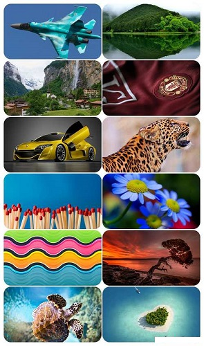 Beautiful Mixed Wallpapers Pack 685