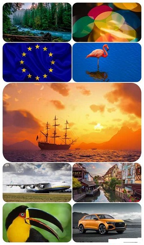 download Beautiful Mixed Wallpapers Pack 686