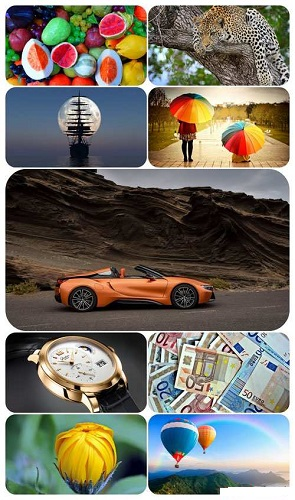 download Beautiful Mixed Wallpapers Pack 687
