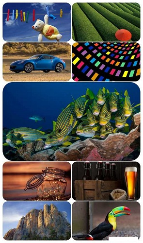 download Beautiful.Mixed.Wallpapers.Pack.714