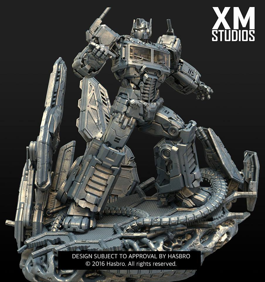 Premium Collectibles : Transformers - Optimus Prime (G1) 15219383_177761451912cnavf