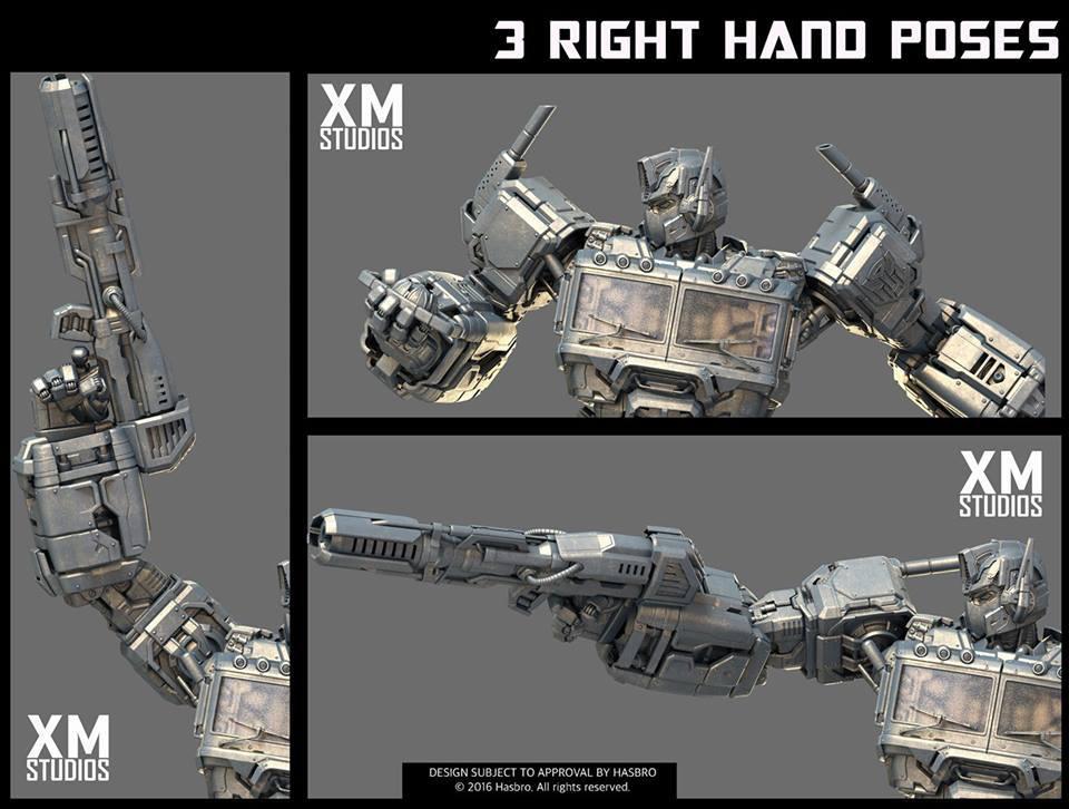 Premium Collectibles : Transformers - Optimus Prime (G1) 15220233_177761461912m0azn