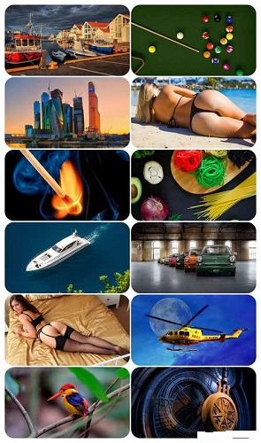 download Beautiful Mixed Wallpapers Pack 716