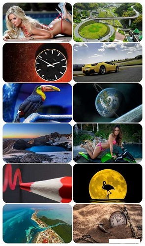 download Beautiful Mixed Wallpapers Pack 718