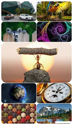 download Beautiful Mixed Wallpapers Pack 720