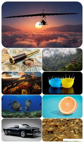 Beautiful Mixed Wallpapers Pack 724