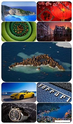 download Beautiful.Mixed.Wallpapers.Pack.727