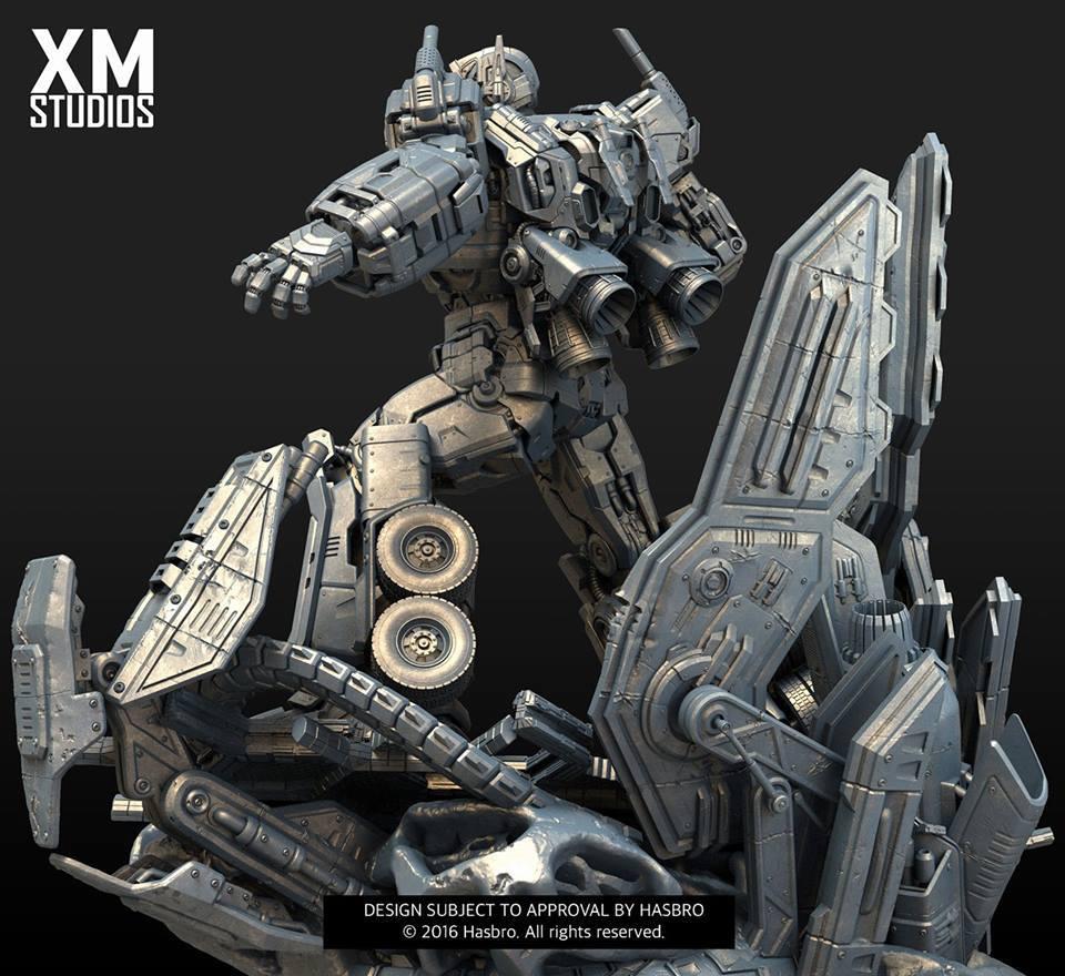 Premium Collectibles : Transformers - Optimus Prime (G1) 15232105_1777614349124hlsv