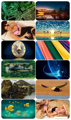 Beautiful Mixed Wallpapers Pack 736