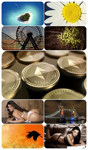 Beautiful Mixed Wallpapers Pack 739