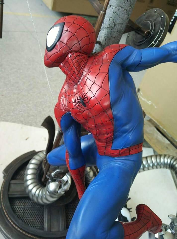 Premium Collectibles : Spiderman** 15284885_178322663856jpozh