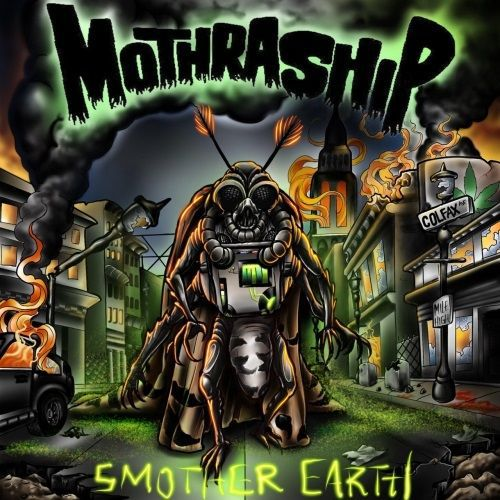 Mothraship - Smother Earth (2019)