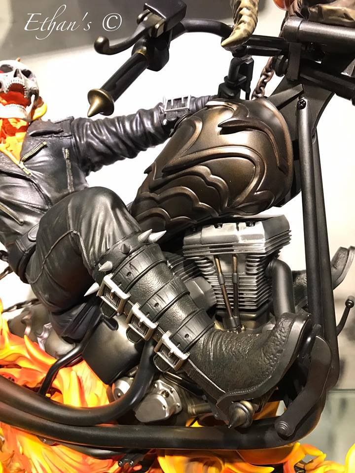 Premium Collectibles : Ghost Rider - Page 4 152muv9