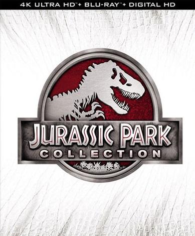 Jurassic Park Tüm Bölümleri Türkçe Dublaj Seçenekli - 4K Ultra HD indir
