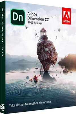 Adobe Dimension CC 2019 v2.3.0.1052 Multi - ITA