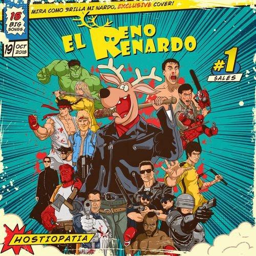 El Reno Renardo - Hostiopatia (2018)
