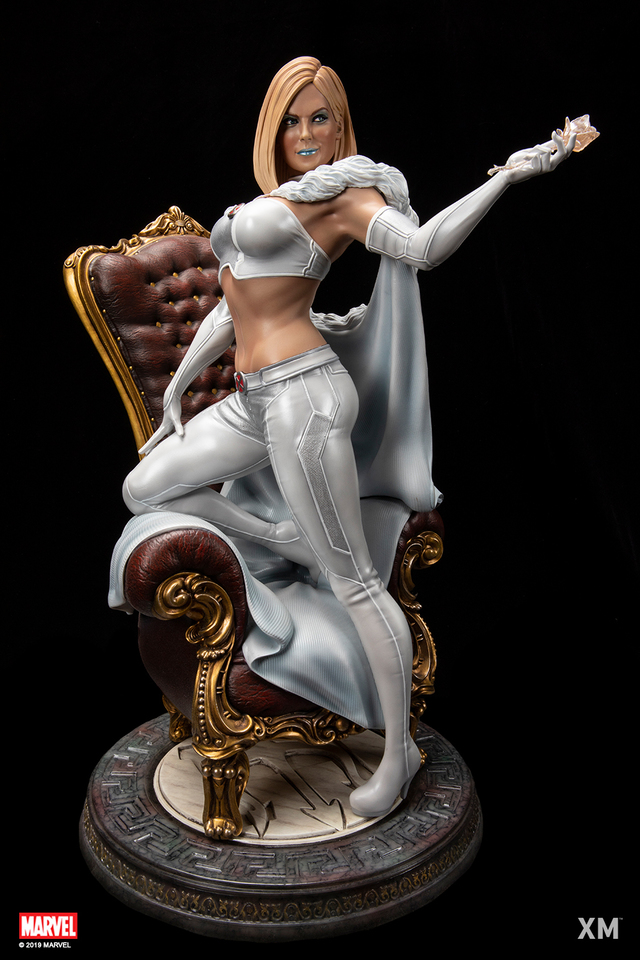 Premium Collectibles : Emma Frost 154qjfk