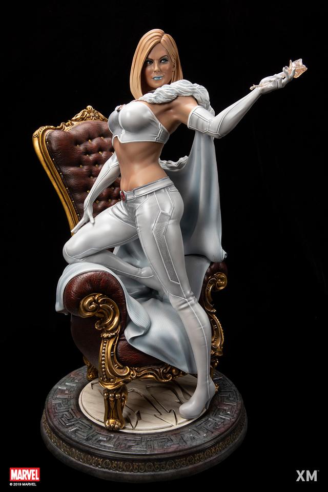 Premium Collectibles : Emma Frost 154qjfk