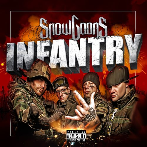 Snowgoons - Snowgoons Infantry (2019)