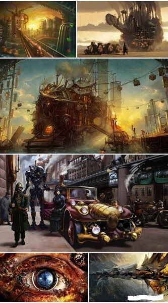 Steampunk Wallpapers Part 5