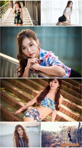Wonderful Asian Girls Wallpaper Part 3