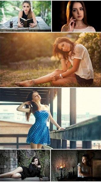 HD Beautiful Girls Wallpaper Pack 10