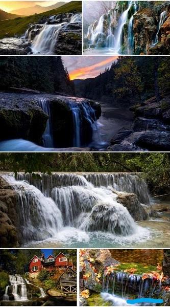 HD Waterfalls Wallpaper (Part 36)