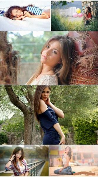 HD Beautiful Girls Wallpaper Pack 14
