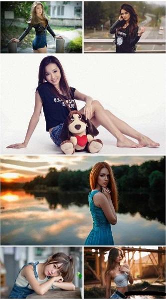 HD Beautiful Girls Wallpaper Pack 17